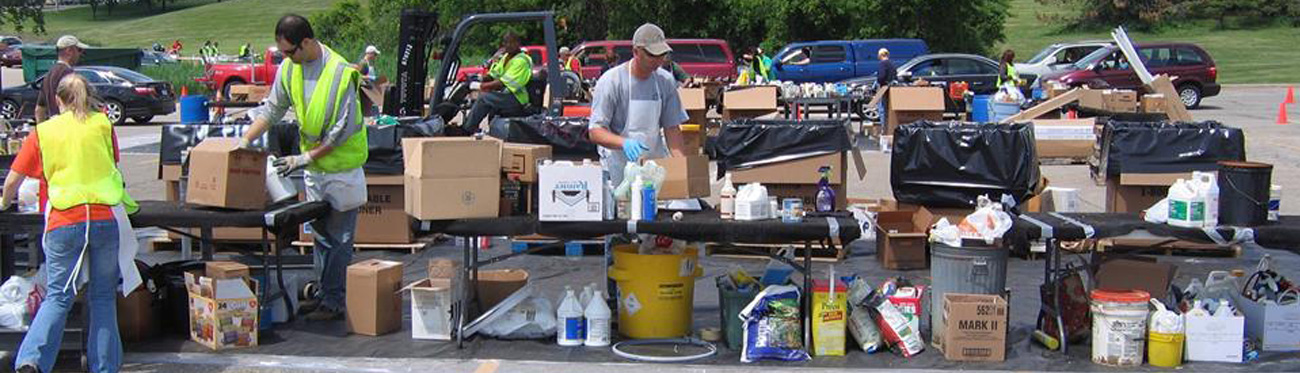 Household Hazardous Waste Drop-off Facility