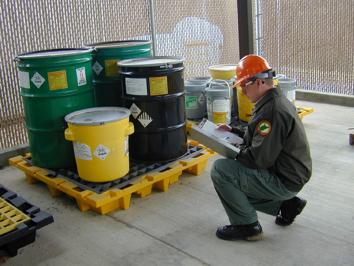 Hazardous Waste Service