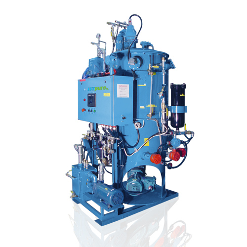 Continuous Solvent Recycler 100 gal