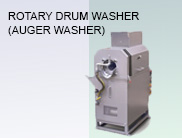 Rotary Drum Washer (Auger-Washer)