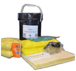 5 gallon Bucket Spill Kit.