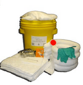 20 Gallon Lab Pack Spill Kit.